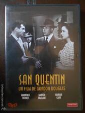 DVD SAN QUENTIN - GORDON DOUGLAS, LAWRENCE TIERNEY - COMO NUEVA (5H)