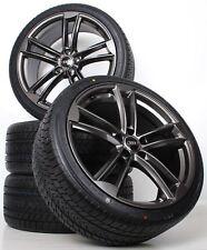 NEU für Audi SQ7 Q7 4M 21 Zoll Alufelgen Daytonagrau Winterkompletträder WH27