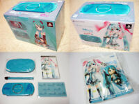 NEW PSP Hatsune Miku Project Diva 2nd Ippai Pack w/ Sony PlayStation Portable
