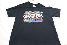 Snap-On tools 'graffiti' shirt Large black