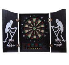 Elektronische Dartscheibe Dartboard mit 6 Dartpfeilen Dartspiel 16 Spieler