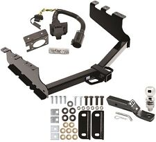 2014-2017 CHEVY SILVERADO 1500LD TRAILER HITCH PACKAGE 4WAY&7WAY WIRING +BRACKET
