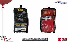 Everlast Mma Leather Bag Gloves Bronx Range Size Xl Bnwt Martial Arts Workout
