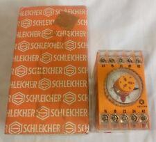 SCHLEICHER SZ852-S 220V 0,3s-60h timer