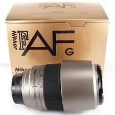 En Caja Nikon AF Nikkor 70-300mm G para D700 D800 D200 D50 1 D2 D3 D600 D7100 D810
