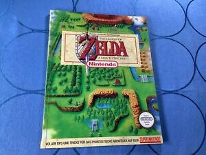 The Legend of Zelda A Link to the Past - Super Nintendo Snes - Spieleberater