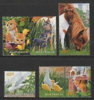 Australia 1996 : Pets, Design Set, Mint Never Hinged