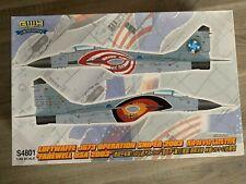 Great wall hobby Luftwaffe JG73 operation sniper 2003 1/48