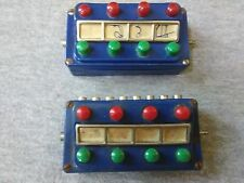 Marklin HO Scale 7072 & 476/4 Control Panel ~ TS