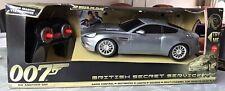 Toy State 007 Die Another Day Aston Martin Vanquish R/C Car