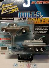 Johnny Lightning Pack Truck /& Trailer 1964 Ford Ranchero /&  Trailer NG113