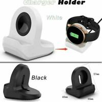 For Samsung Galaxy Watch Active 2 40/44MM Silicone Charger Dock Cradle Holder
