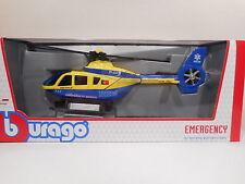 Eurocopter EC135 Hélicoptère Emergency INEM  Burago 1/50