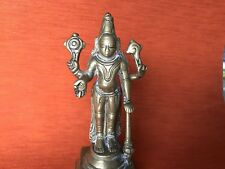 Antique Vishnu Brass Sculpture