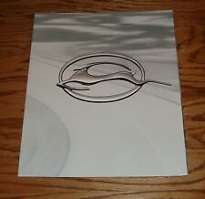 Original 2000 Chevrolet Impala Foldout Sales Brochure 00 Chevy