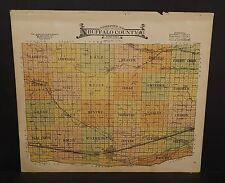Nebraska Buffalo County Map 1919 P5#91
