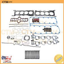 Fits: 2000-2005 Ford 5.4L V8 TRITON VIN Code L,W,Z MLS Head Gasket Set & Bolts