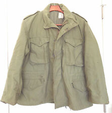 U.S. Olive Drab M-65 Field Jacket in Large Short by Alpha-1974
