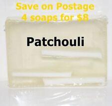Coconut Oil Patchouli Regular Size Bar Soaps