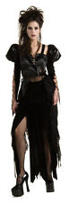Lady CRAZIANA Goth Costume Dress Adult Medium 10 12 Unhappily Ever After