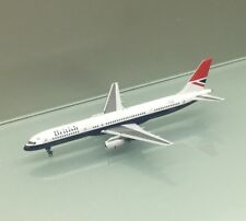 NG model 1/400 British Airways Boeing 757-200 G-BIKB Negus metal miniature