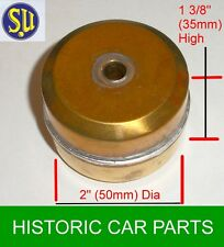 "Brass Float for 1¼"" SU H2 Carburettor on Morris Oxford Series 2 1955-56"