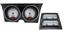 Dakota Digital 68 Chevy Camaro w/ Console Gauges Analog Dash Kit VHX-68C-CAC-S-R