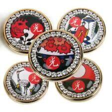 GOLF / Korean Card Board Game Hwatu Golf Ball Marker Royal Five Kings