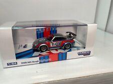 Tarmac Works 1:64 Scale Porsche RWB 993 Rough Rhythm Martini