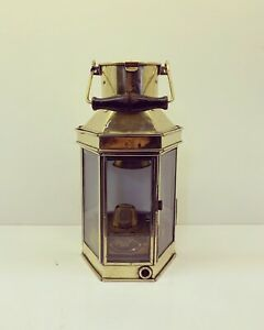 Brass Bulpit Lamp 18 Available All Matching Priced Per Lamp.