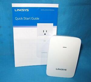 Linksys AC1200 Dual-Band Wi-Fi Range Extender/Wi-Fi Booster (RE6350)