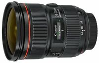 Canon EF 24-70mm f/2.8L II USM Standard Zoom Lens Open Box Demo