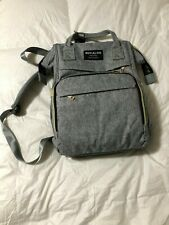 Mokaloo Diaper Bag Backpack ( With Build In Usb Changing Port )
