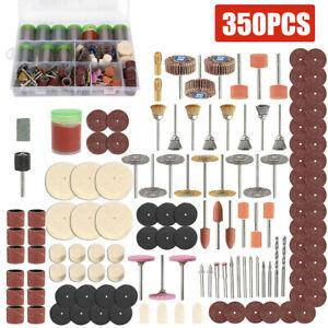 Rotary Drill Accessories Mini Grinder Tool Bit Set Polishing Grinding Kit Dremel
