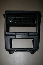 Volvo 240 Center Dash Panel Bezel, Black
