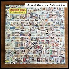 GFA The Who Guitarist * PETE TOWNSHEND * Signed Record Album P3 COA