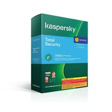 KASPERSKY TOTAL SECURITY 2021 | 1 PC 1 YEAR | GLOBAL KEY