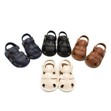 Fashion Baby Boy Sandal Shoes Casual Summer Shoes Soft Sole Bebe Shoes