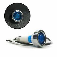 Blue LED Indicator Light Johnny Law Motors KICSWIND5BL muscle hot rod custom