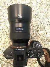Carl ZEISS Batis 85mm F1.8 Lens for Sony E Mount