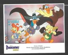 Saint Vincent- Disney, Darkwing Duck Stamp - Souvenir Sheet MNH