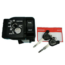 HONDA PCX 125 150 2015 2016 NEW  KIT CHIAVE SERRATURE GAS CAP LOCK 35010 K35 V01