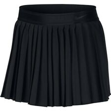 New listing New NIKE Court Victory Women's Solid Black Pleated Tennis Skirts Size: MT 933218