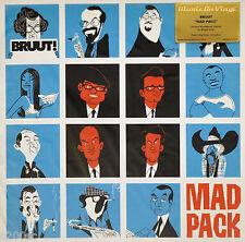 BRUUT - MAD PACK, ORG 2015 EU 180G WHITE vinyl LP + DOWNLOAD, 016/500! SEALED!