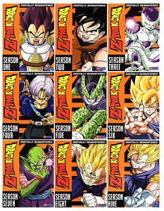DRAGONBALL Z COMPLETE SERIES DVD SET - Dragon Ball Z