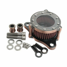 Air Cleaner Intake Filter For Harley Sportster Iron XL 883 XL1200 72 48 04-15