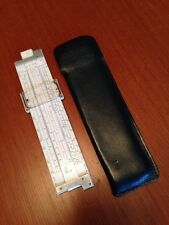 K&E Keuffel & Esser Co Slide Rule C2111 w/ Case