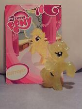My little Pony Blind Bag Fluttershy glitzer mit Karte - Versandrabatt möglich!
