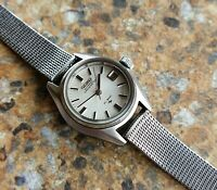 Ladies Seiko Automatic Chronometer Hi-Beat 2245-0020 July 1972 JDM