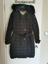 Burberry goose down quilted jacket size S